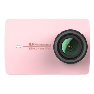 4K Action Cam with  Wi-Fi & GPS