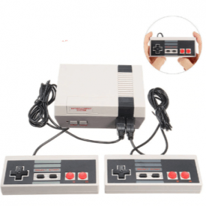 Classic - 8 Bit Retro Video  Game Console - 500 Games