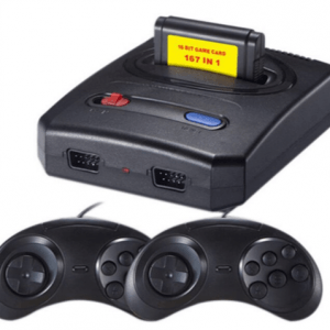 Mini Retro Classic 16-Bit Sega Md Game - 167 Games