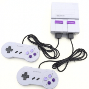 Classic Mini Edition Console with Super Nintendo Games