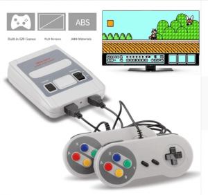 Super HDMI 8 Bit SNES Video Game - 621 Games