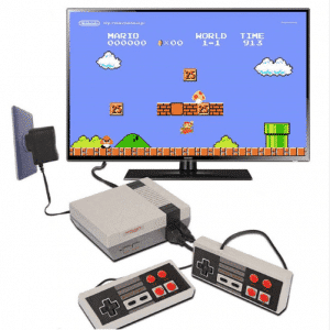 TV Video Game Console 8 - Built-In 620 Games