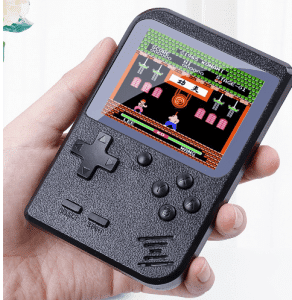 Handheld Game Console 8-Bit - Built-in 400 Games